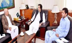 FEDERAL MINISTER FOR PLANNING, DEVELOPMENT & PERFORM, MAKHDUM KHUSRO BUKHTYAR